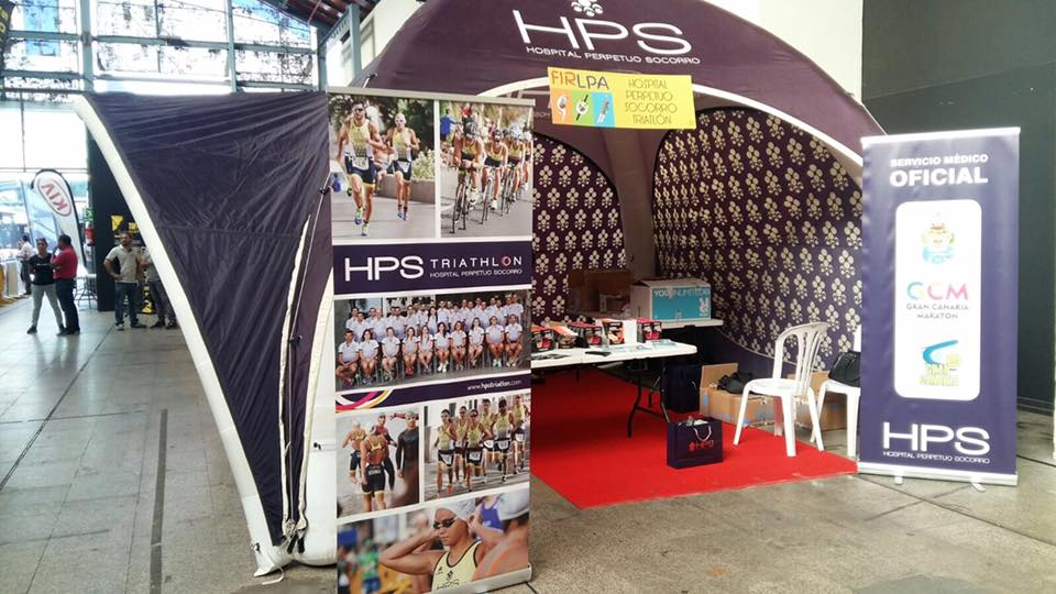 I Feria Internacional dedicada al deporte (FIRLPA)