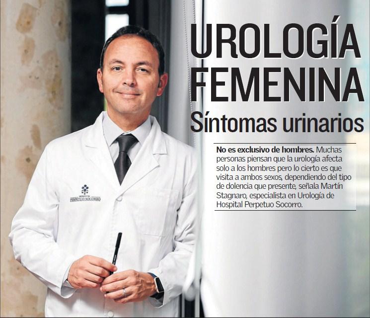 medico especialista en el aparato urinario