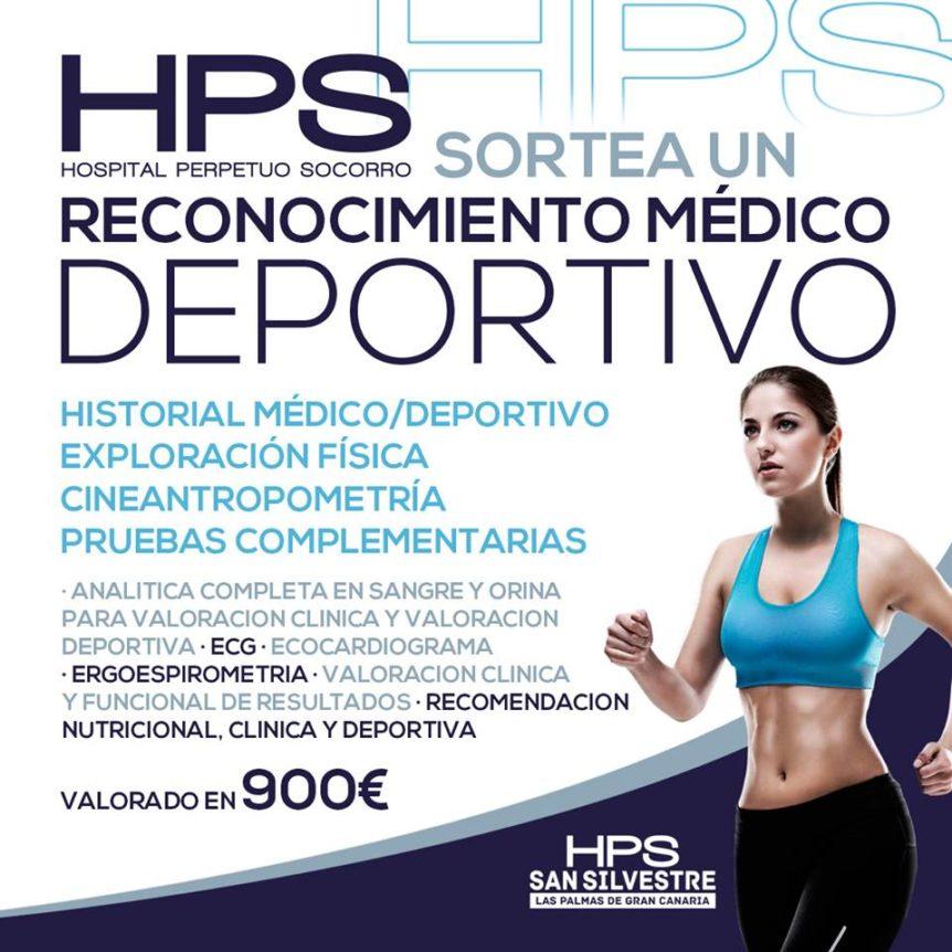 HPS sortea un Reconocimiento Médico Deportivo | Hospital Perpetuo ...