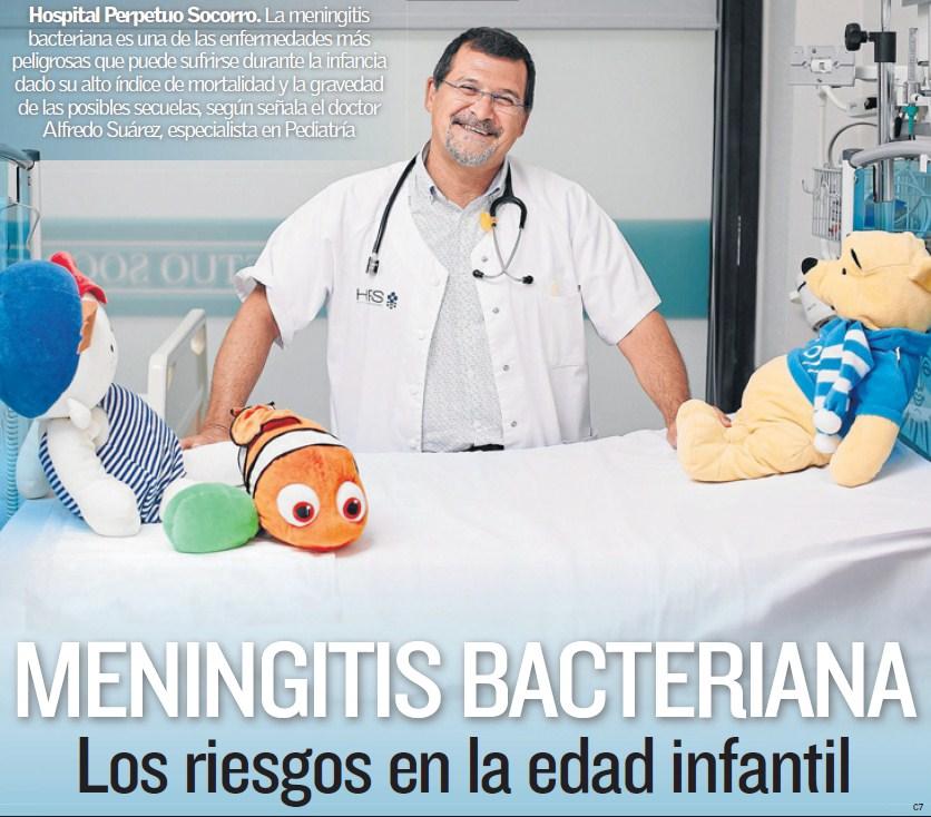 Que ocasiona la meningitis en ninos