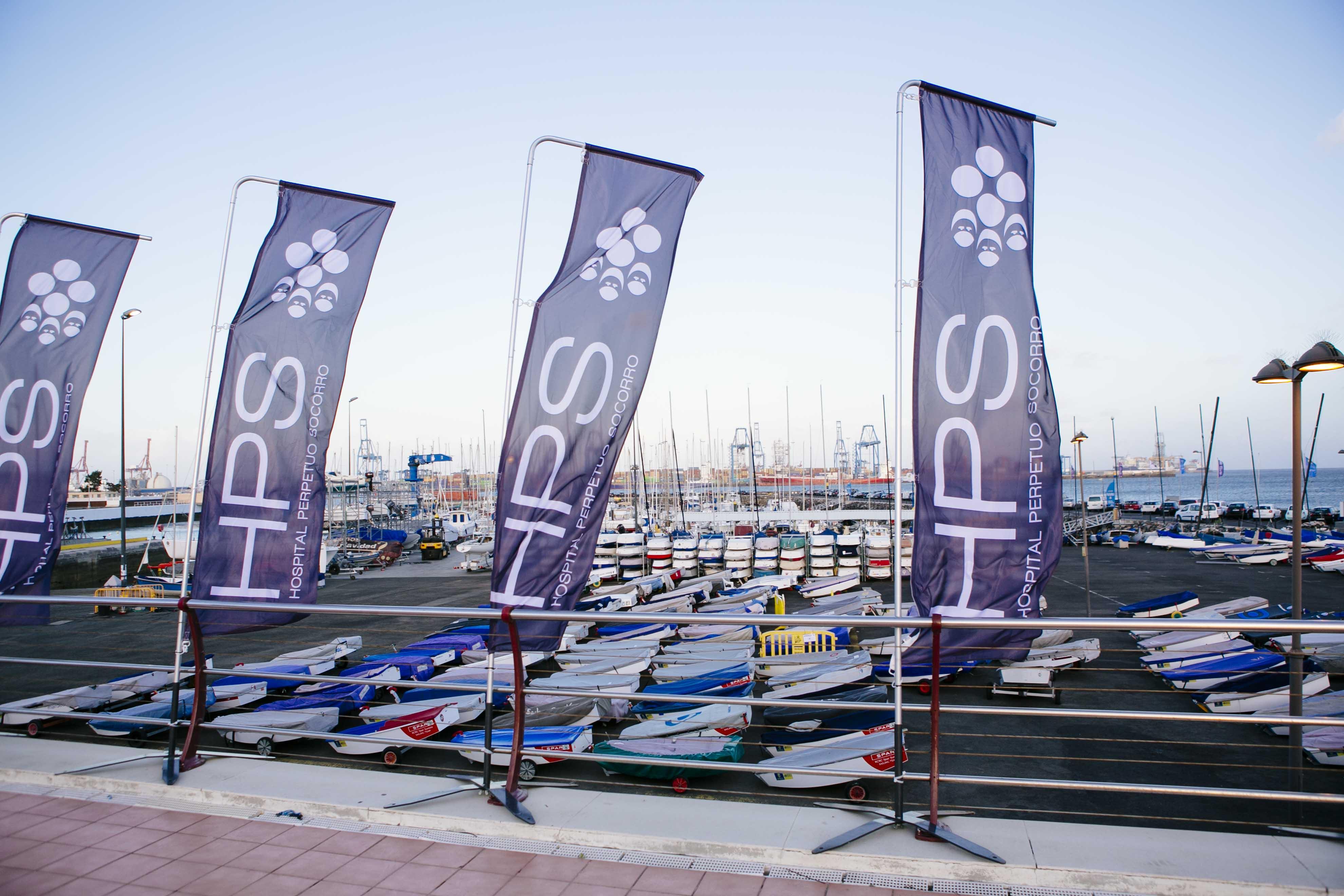 HPS patrocina el X Trofeo Armada Española, Campeonato de Canarias