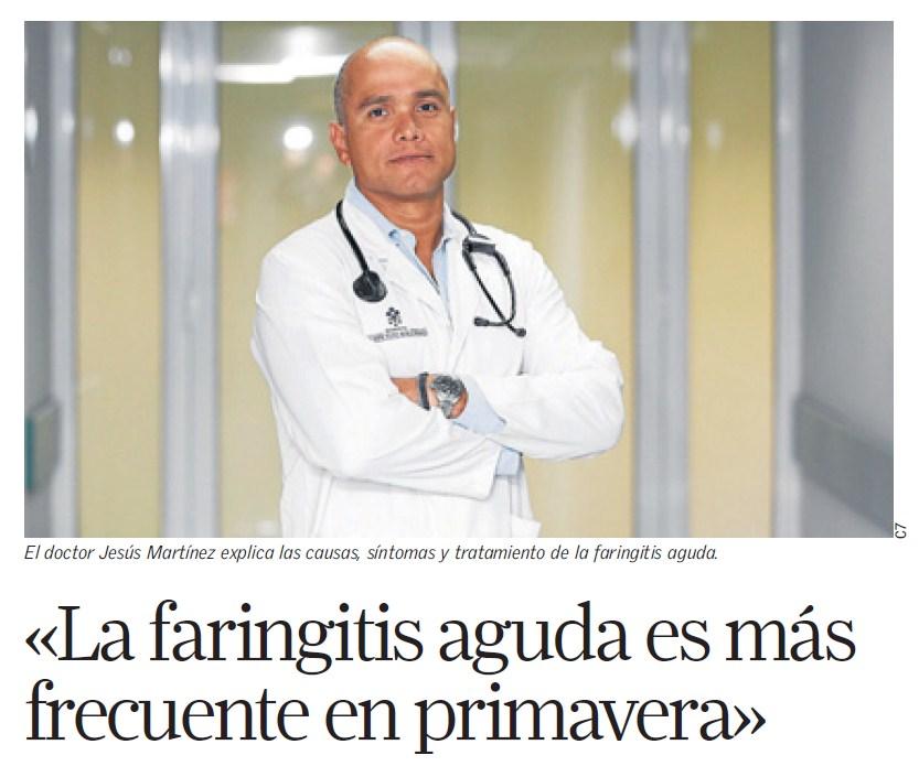 Faringitis sin fiebre tratamiento