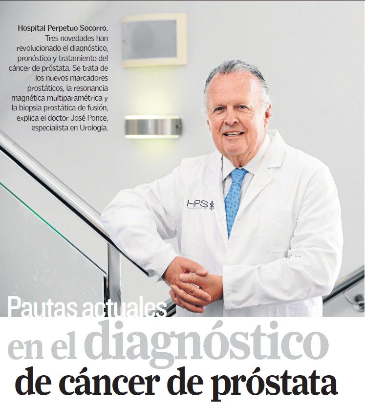 centro especializado en urología del cáncer de próstata