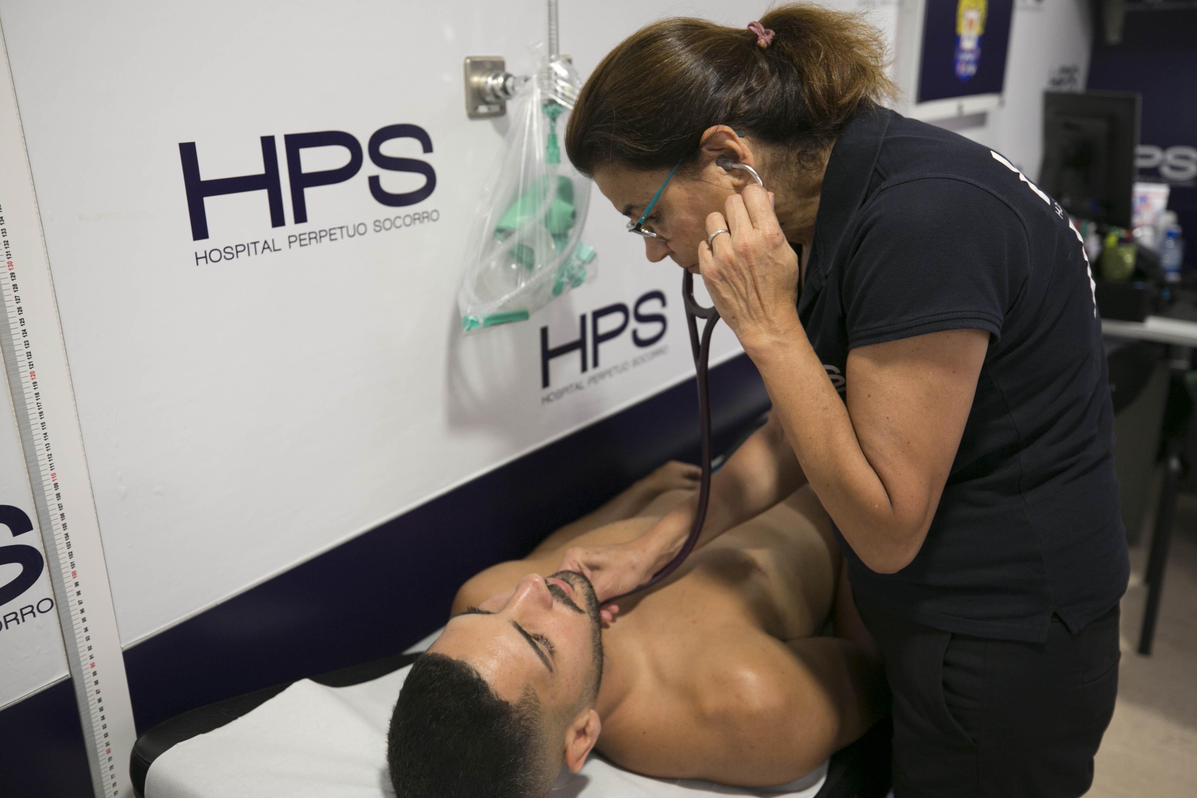 Reconocimientos médicos UDLP
