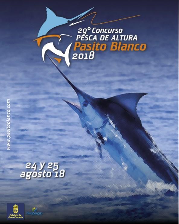 29º Edición Concurso de Pesca de Altura en Pasito Blanco