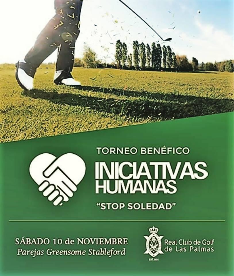 Torneo de Golf Iniciativas Humanas