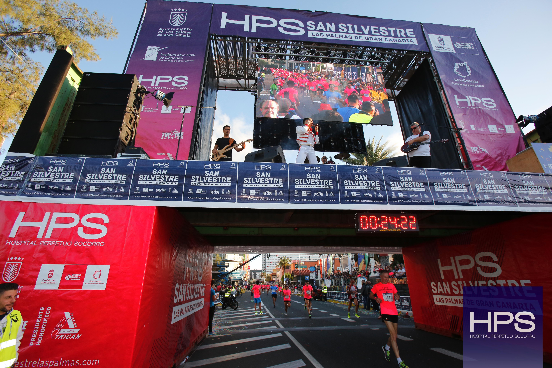 Presentación HPS San Silvestre 2018